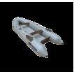 Надувная лодка Лидер Тундра-380 (серая)