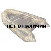 Надувная лодка Лидер Тайга Nova-320 Киль (камуфлированная)