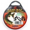 Леска DAIWA Samurai - Pike 300B 0,35мм 300м (прозрачная)