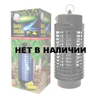 ecdd644bc55e Лампа-ловушка HELP для уничтожения летающих насекомых ,на батарейках (80408)