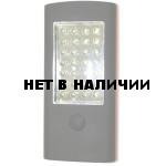 Фонарь кемпинговый 28+4 LED, крючок, магнит (0049867)