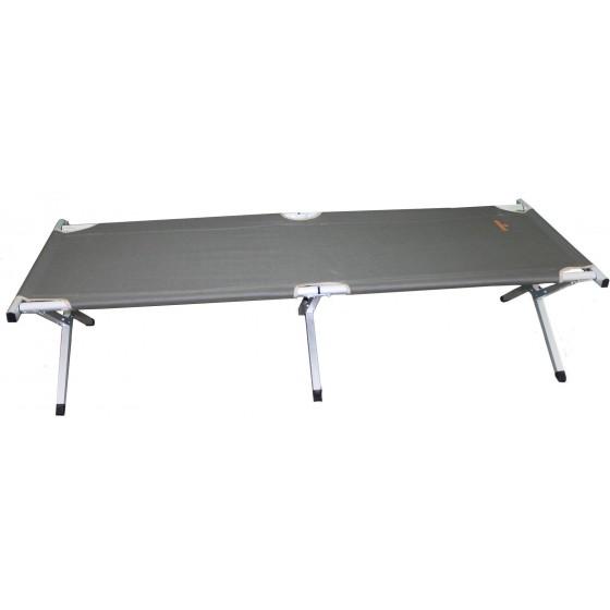 Кровать раскладушка туристическая Woodland Camping bed CK-166 алюминиевая