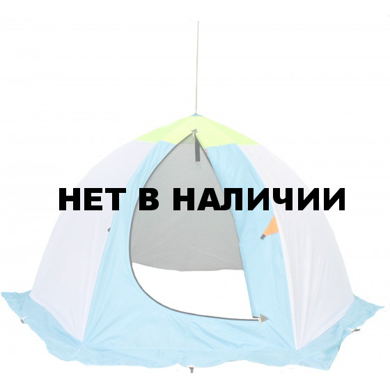 Палатка для зимней рыбалки Медведь 3 трехслойная