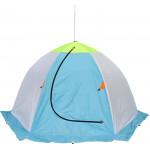 Палатка для зимней рыбалки Медведь-3, 3-х слойная (термостежка)