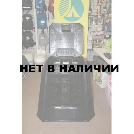 Компостер садовый 400л Evogreen IKST400C черный