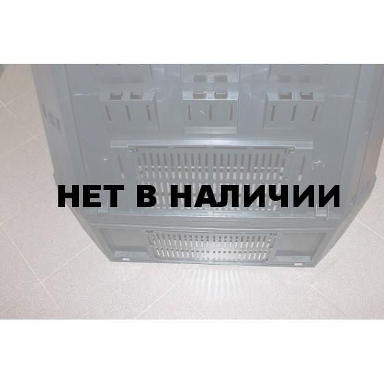 Компостер садовый 600л Evogreen IKST600C черный