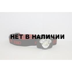 Фонарь налобный светодиодный Стрекоза JM-8511 (ФН739) 4 LED + 2 красных LED