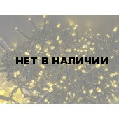 Светодиодная гирлянда (теплый свет)Triumph Tree 83073 для улицы и дома 280 см