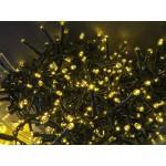Светодиодная гирлянда (теплый свет)Triumph Tree 83074 для улицы и дома 740 см