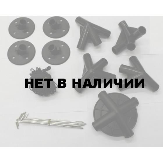 Комплект (РАСШИРЕННЫЙ) пластиковых запчастей к тенту G-2401
