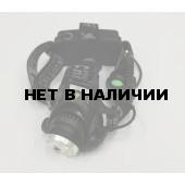 Фонарь налобный СИБИРСКИЙ СЛЕДОПЫТ Эон 1L, zoom, 3 режима, аккум, 220B+12B/60 (PF-PFL-HL28)