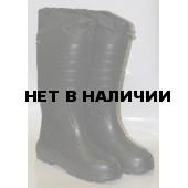 Cапоги мужские Nordman Active из ЭВА с манжетами утепленные ПЕ-5 УММ черные