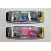 Очки для плавания MESUCA MSM7098 (обработаны антифогом)