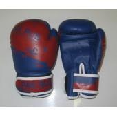Перчатки боксерские Pak Rus, искусственная кожа, 8 OZ, PR-11-012