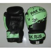 Перчатки боксерские Pak Rus, искусственная кожа, 4 OZ, PR-11-012