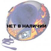 Тюбинг Огненная тачка - Болид 76 95см.