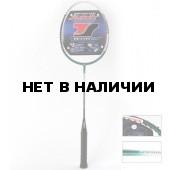 Ракетка для бадминтона Joerex JB950 в чехле (ручка - карбон)