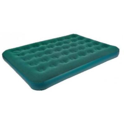 Надувная кровать Relax Flocked air bed Single со встр. ножным насосом JL027238N