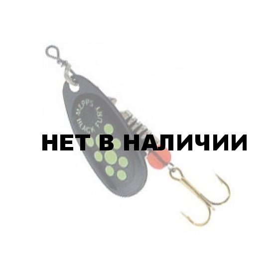 Блесна MEPPS Black Fury CHART NR блистер №0 CCBF40001