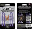 Многоразовые стяжки Nite Ize Gear Tie 6 Purple 2pk GT6-2PK-23