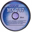 Рыболовная леска OLYMPUS-SAKAI MX 747 25м 0,16 (5784)