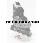 Роликовые коньки JOEREX RO0306 (синий/серый)