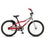 Велосипед SCHWINN AEROSTAR SILVER/RED