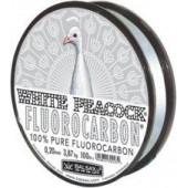 Леска Balsax White Peacock Fluorocarbon 100м 0,20