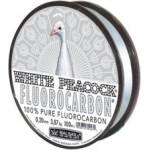 Леска Balsax White Peacock Fluorocarbon 100м 0,12