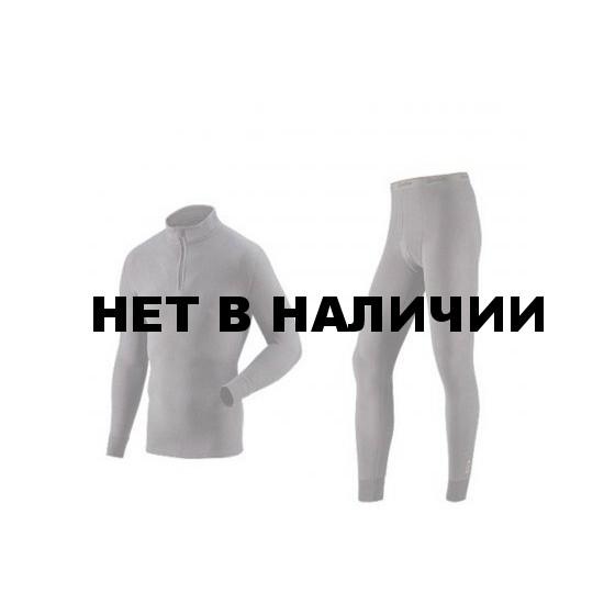 Комплект мужского термобелья Guahoo: рубашка + кальсоны ( 22-0590 S/DGY / 22-0590 PF/DGY)