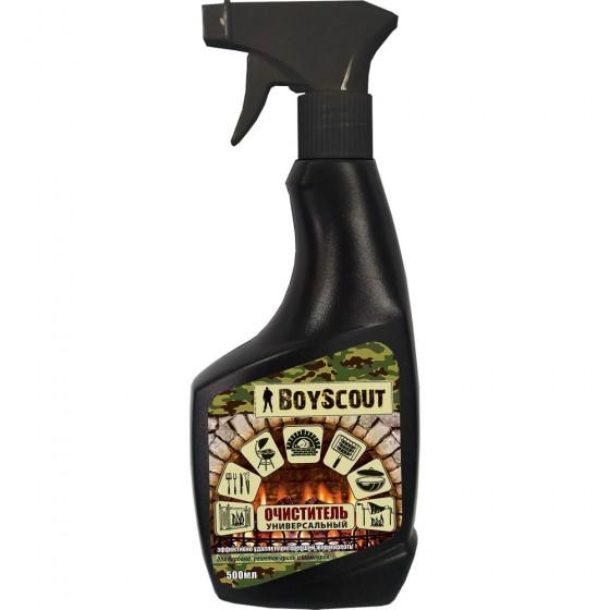 Средство BOYSCOUT для чистки барбекю, решеток-гриль, мангалов 0,5л (61044)