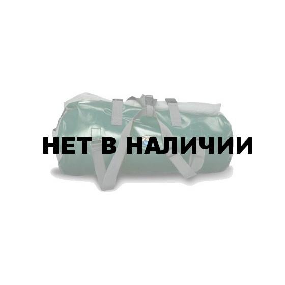 Гермосумка Stream 45 л (синяя/зеленая)