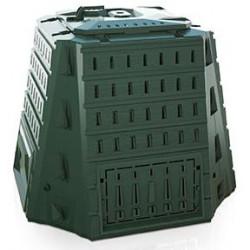 Компостер садовый 500л Biocompo IKBI500C черный