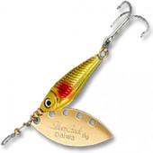 Блесна вращ. DAIWA Silver Creek Spinner-R 1060 Kurokin (14840693)