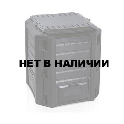 Компостер садовый 380л Compogreen IKST380C черный