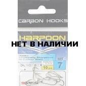 Крючок SWD HARPOON Round №4S (10шт.) (3222304)