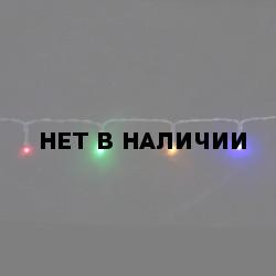 Светодиодная гирлянда на батарейках с таймером (мультиколор) Luca lights 83087 360 см