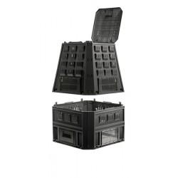 Компостер садовый 850л Evogreen IKEV850C-S411 черный