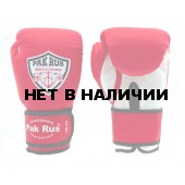 Перчатки боксерские Pak Rus, искусственная кожа Amiko, 10 OZ, PR-11-008