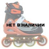 Роликовые коньки JOEREX RO0715 (оранжевый)