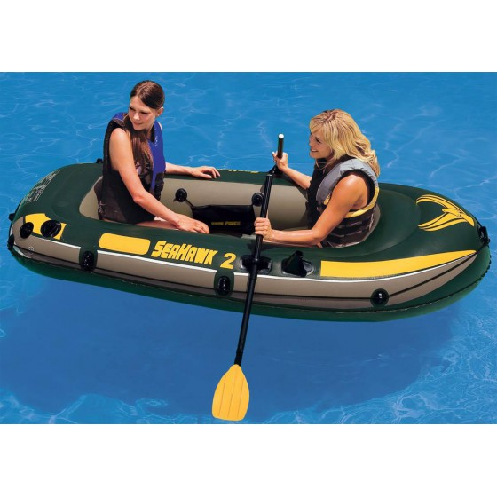 Лодка Seahawk 200 (руч.нас., пластм.весла) 68347