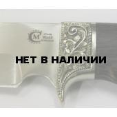 Нож Ворсма туристический Лорд, сталь 95х18, дерево-венге (кузница Семина)