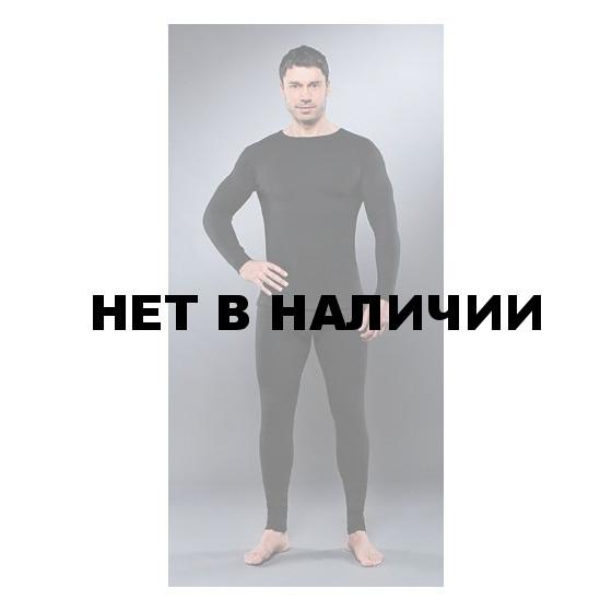 Комплект мужского термобелья Guahoo: рубашка + кальсоны (21-0460 S-BK / 21-0460 P-BK)