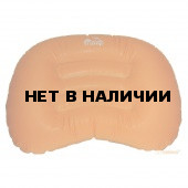 Подушка надувная Tramp TRA-160 (оранжевый/серый)