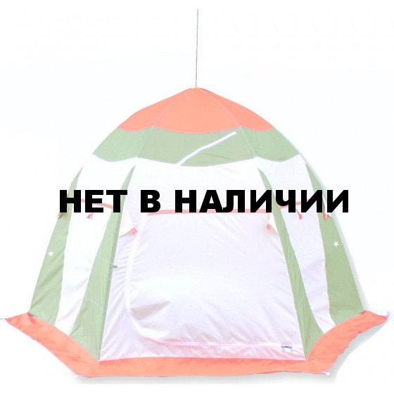 Палатка рыбака Нельма 2 (автомат) 2012