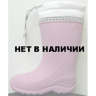 Сапоги ВЕЗДЕХОД УМКА женские ЭВА (СВ-70) Розовые