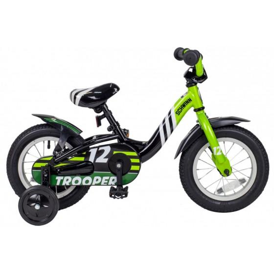 Велосипед SCHWINN TROOPER Black/Lime