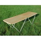 Стол для торговли раскладной 180х60 см