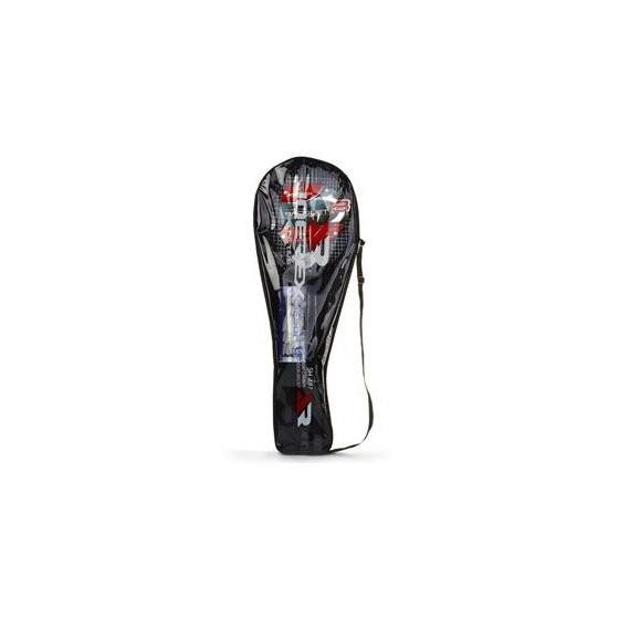 Ракетка для бадминтона Joerex SH481 (2 ракетки и 3 волана в чехле)