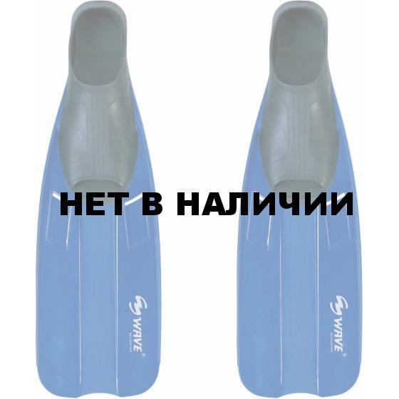 Ласты WAVE F-6835 синие